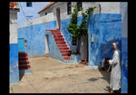 Title: Street of Chechaouen