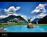 Title: Colors of Lugano