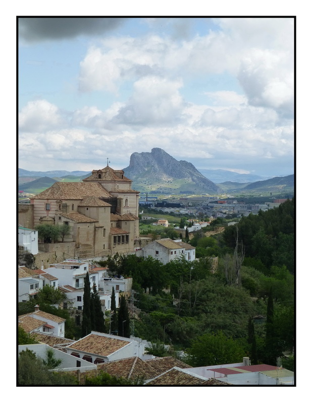 Andalusian view