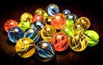 Title: Marbles