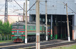 Title: Old LocomotiveNikon D80