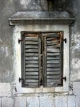 Title: Old window