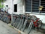 Title: bicycles R us..Sony DSC-F77