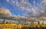 Title: Afternoon . Dubai SKYLINENikon D200