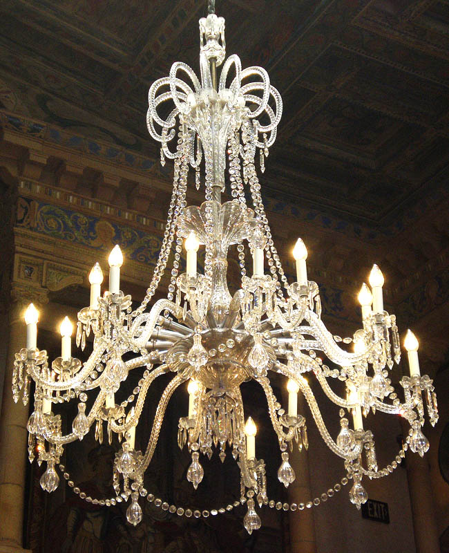 Picture of Chandelier - FeaturePics.com - A stock image agency