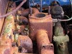 Title: Rusted Engine