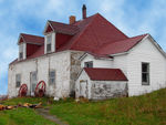Title: Cape Breton Stone House RepostPentax  Optio E80