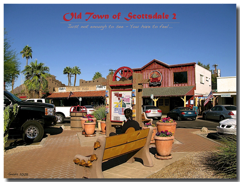 Old Town Scottsdale 2...