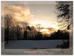 Title: Winter sundown...Canon G9
