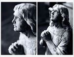 Title: Praying AngelNikon FM2n