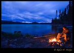 Title: At the Campfire