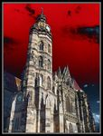 Title: Cathedral and bloody skyPanasonic DMC LZ3