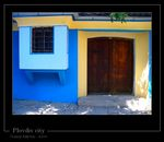Title: A house from PlovdivPanasonic DMC LZ3
