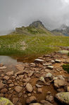 Title: A Lake Sight Over 3000 meters!Nikon D50