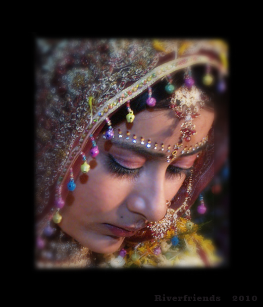 Bride From India-Shy