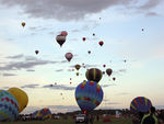 Title: Hot Air Balloon FestivalNikon Coolpix5700