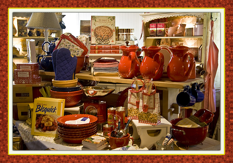Country Store Display