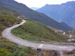 Title: Way to Katao from Lachung, Sikkim