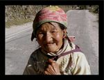 Title: Ageing Beauty from Sikkim