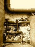 Title: rusty pipes