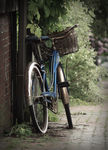 Title: Old Bike. Old Time.Canon  Rebel XTi 400D
