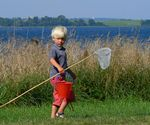 Title: little fisher man