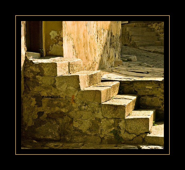 Steps with Character