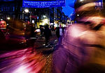 Title: Blur in the street