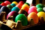 Title: Easter Eggs.Nikon D50