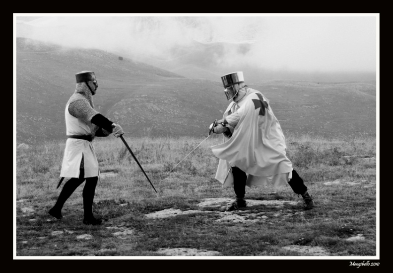 Duel from the past