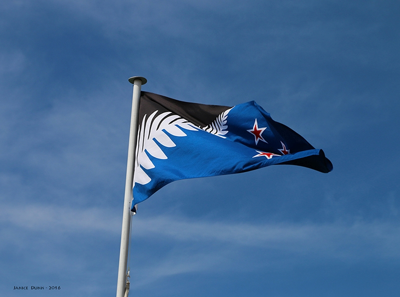 New Zealand's new flag - HOPEFULLY