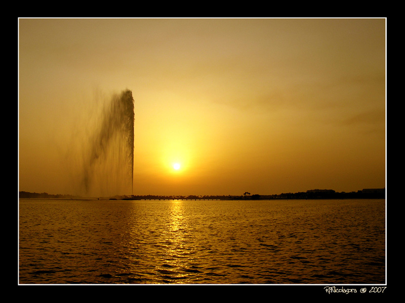KING FAHD FOUNTAIN