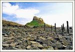Title: The Holy Island of Lindisfarne