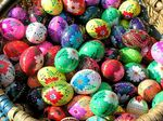 Title: Easter eggs