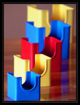 Title: playing with cubes