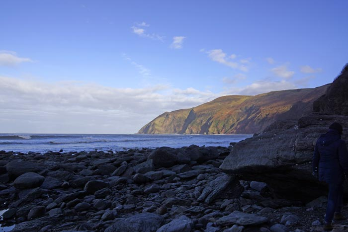 Lynmouth view