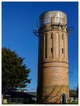 Title: The Cambridge Water Tower