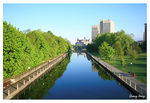 Title: Morning In Canal Rideau