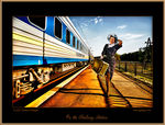 Title: On the Railway Station Camera: Canon EOS 5D