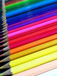 Title: Lines in colors