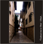 Title: Traditional street in Ohrid - Sokak _Samsung Digimax S850