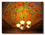 Title: Ceiling Ornament