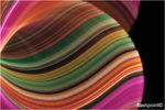 Title: �streaks of colors��