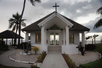 Title: Church on the BeachPentax K3