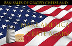 Title: Sales of grated cheese