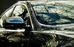 Title: Windscreen reflectionsPentax K10D