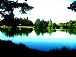 Title: blue and green place:GOLCUK