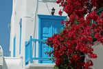 Title: Door to Greece