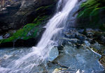 Title: Tintagel Waterfall
