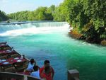 Title: manavgat waterfall